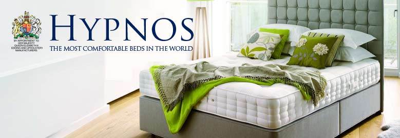 Now Stocking Hypnos Beds!