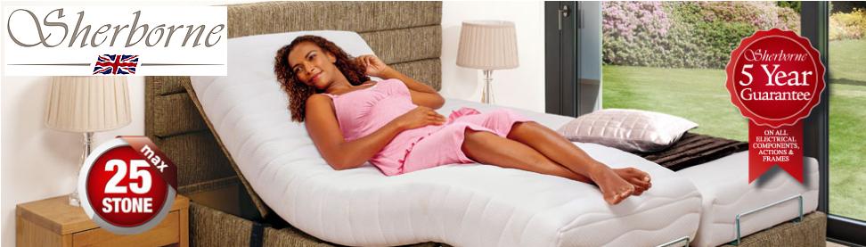 Sherborne Hampton Adjustable Bed
