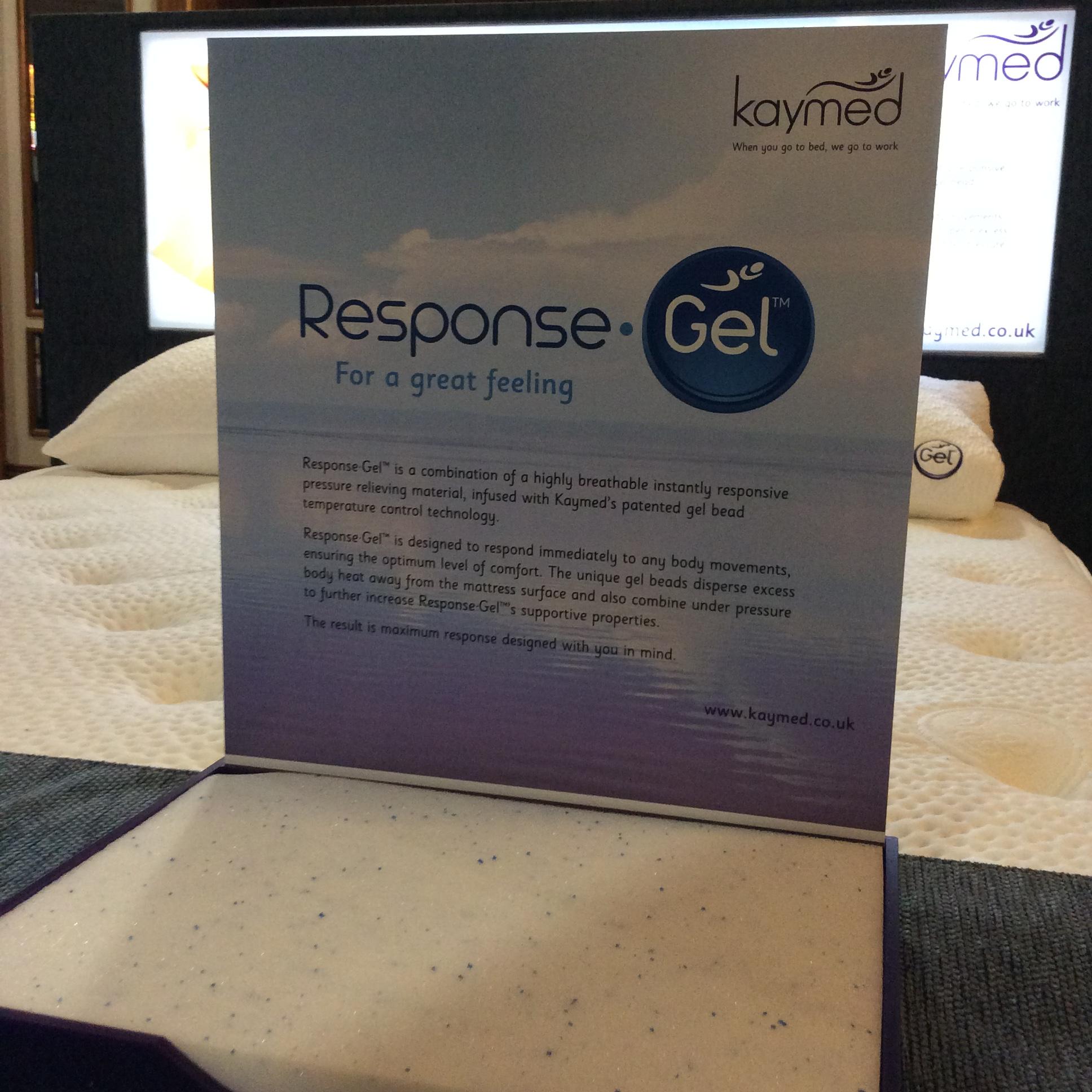 Kaymed Response Gel