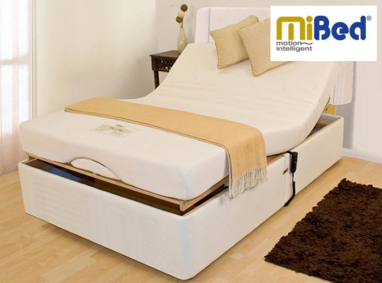 MiBed Adjustable Bed Retailer Northern Ireland