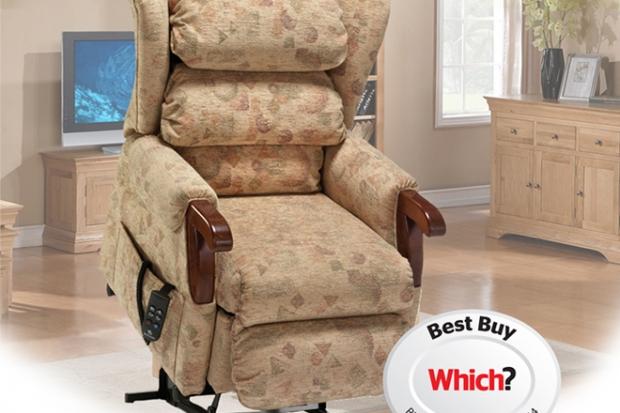 Royams Donna Riser Recliner Chair - Which? Best Buy 2014