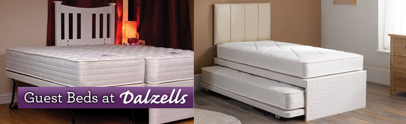 Guest Beds at Dalzells