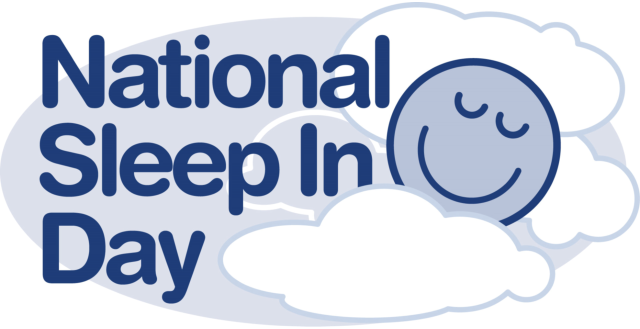 national-sleep-in-day