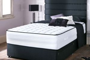 Salus Memory Foam Divan Beds Belfast Northern Ireland
