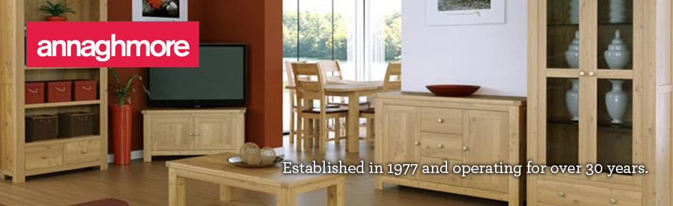 Annaghmore Bedroom Furniture Retailer Belfast N. Ireland and Dublin Ireland