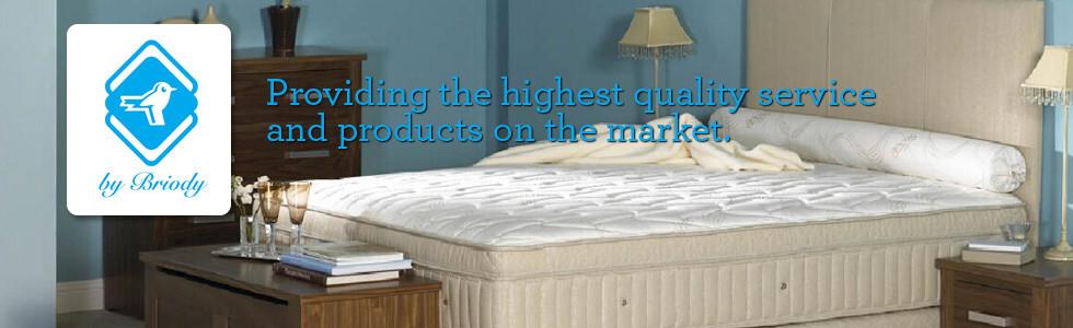 By Briody Divan Bed and Mattress Retailer Belfast N. Ireland and Dublin Ireland