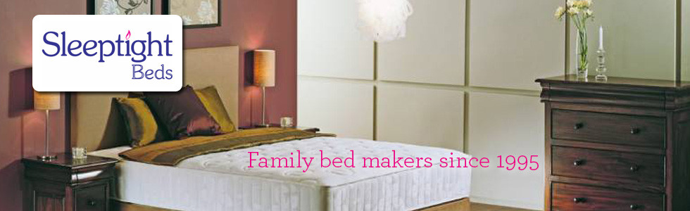 Sleeptight Divan Bed and Mattress Retailer Belfast N. Ireland and Dublin Ireland
