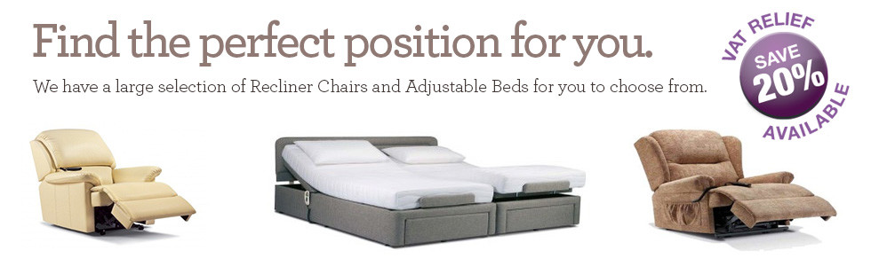 Dalzells - Adjustable Beds and Recliner Chairs