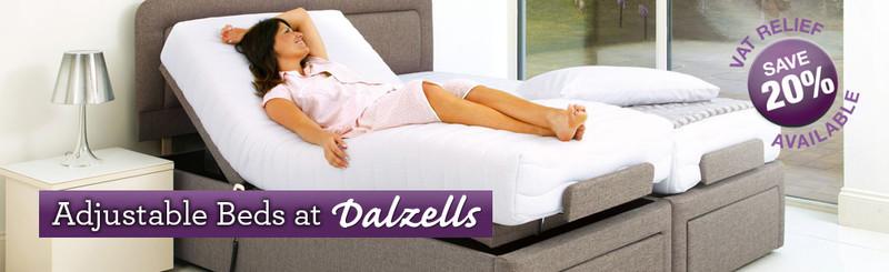 Adjustable Beds Retailer Belfast N. Ireland and Dublin Ireland