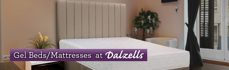 Gel Beds Mattresses Retailer Belfast N. Ireland and Dublin Ireland