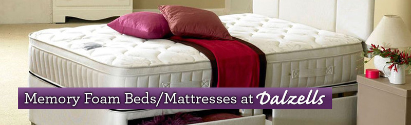 Memory Foam Beds Mattresses Retailer Belfast N. Ireland and Dublin Ireland