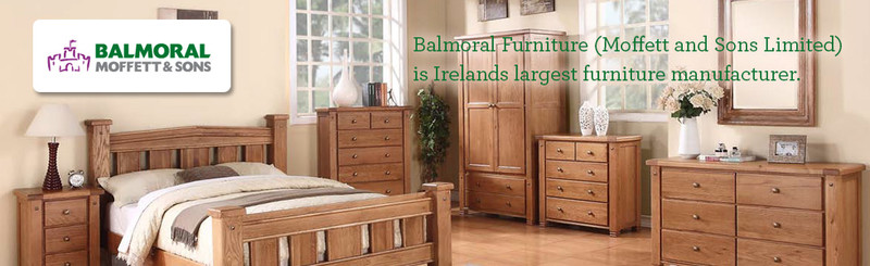 Balmoral Bedroom Furniture Retailer Belfast N. Ireland and Dublin Ireland