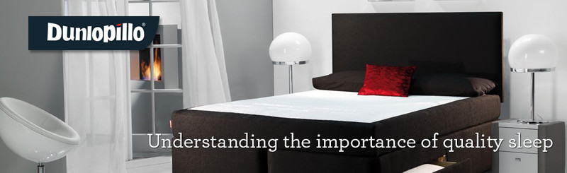 Dunlopillo Divan Bed and Mattress Retailer Belfast N. Ireland and Dublin Ireland