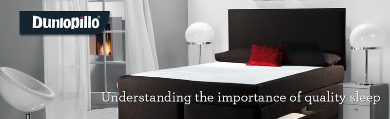 Dunlopillo Divan Bed and Mattress Retailer Belfast N. Ireland and Dublin Ireland
