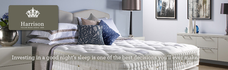 Harrison Beds Mattress Retailer Belfast N. Ireland and Dublin Ireland