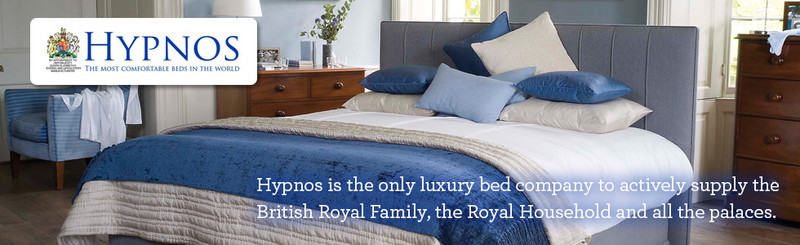Hypnos Beds Retailer Belfast N. Ireland and Dublin Ireland