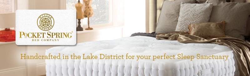 Pocket Spring Bed Company Bed Retailer Belfast N. Ireland and Dublin Ireland
