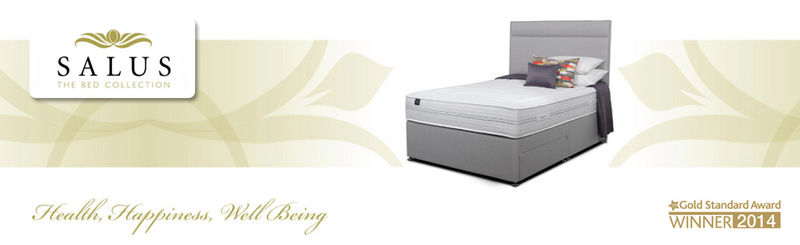 Salus Beds Retailer Belfast N. Ireland and Dublin Ireland
