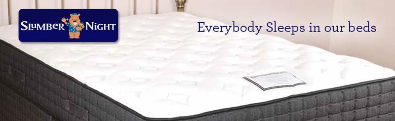 Slumber Night Divan Bed Mattress Retailer Belfast N. Ireland and Dublin Ireland