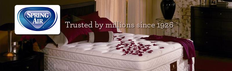Spring Air Divan Bed and Mattress Retailer Belfast N. Ireland and Dublin Ireland