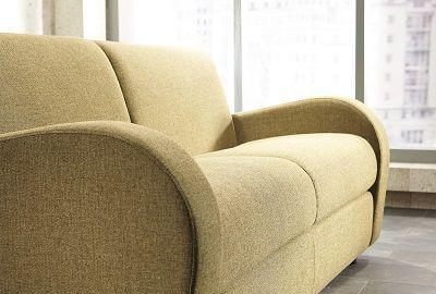 Jay Be Retro Sofa Bed Three Seater Upholstered