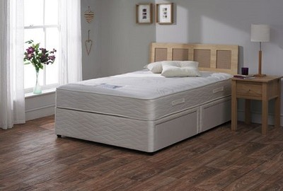 Myers latex charm 6 39 divan bed myers latex charm twin for Myers divan beds