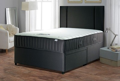 Myers pocket fleetwood 6 39 divan bed myers fleetwood for Myers divan beds