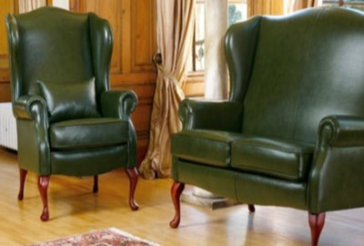 Sherborne 709 Kensington Leather Chair