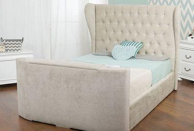 Sweet Dreams Ftiz 6 Tv Bed Sweet Dreams Fitz Super King Bed