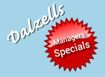 Therapedic Managers Specials