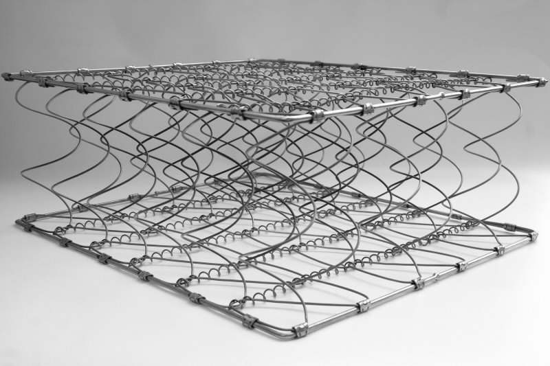 Continuous Coil Mattress Spring