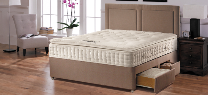 Staples Guinevere Divan Bed